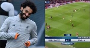 Video: Liverpool Fans Loved Mohammed Salah
